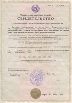 Стоимость внесения изменения в учредительные документы